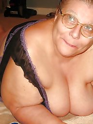 Grandma, Mature boobs