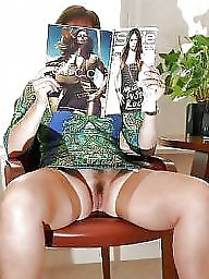 Spreading, Spread, Mature spreading, Mature spread, Spreading mature, Nylons