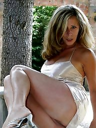Outdoor, Hot milf