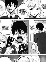Hentai, Manga, Soap