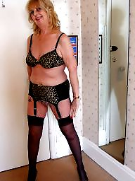 Granny, Granny stockings, Stockings, Mature stockings, Granny amateur, Hotel