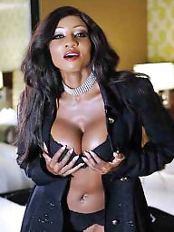 Big black tits, Tits, Black big tits, Ebony milf, Ebony boobs, Big tits milf
