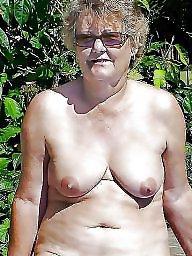 Public, Mature wives, Sunbathing, Public mature, Mature public