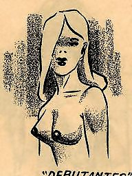Vintage, Comix, Vintage cartoon, Vintage tits, Vintage cartoons