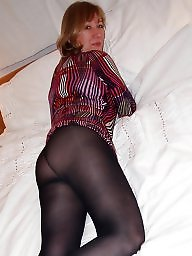 Mature pantyhose, Lady, Pantyhose mature