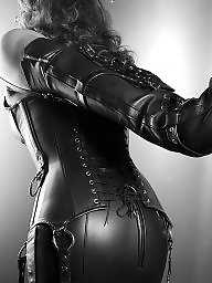 Leather, Pvc, Fetish, Art, Femdom art, Bdsm art