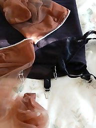Nylon, Nylons, Upskirt stockings, Vintage stockings, Lady, Nylon stockings