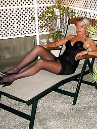 Milfs, Milf stockings, Milf stocking