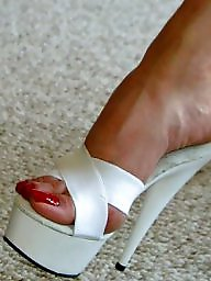 Nylon feet, Mature feet, Mature nylon, Voyeur, Nylon mature, Feet nylon