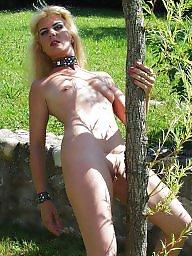 Coco, Garden, Sluts, Public slut, Exhibition, Web