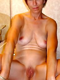 Mature lady, Lady, Naked mature