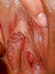 Wet pussy, Wet, Wetting
