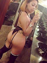 Ebony tits, Black tits, Work
