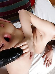 Gape, Gaping, Fun, Sex, Anal toy