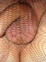 Fishnet, Amateur pantyhose