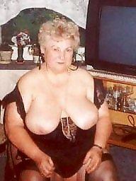 Granny, Granny mature, Grab
