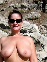 Mature public, Public mature, Public boobs, Big boob mature, Public matures