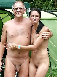 Mature couple, Group, Nude, Couple, Mature group, Mature nude