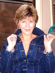 Sara, Jeans, Uk mature, Uk milf, Sara mature, Sara uk