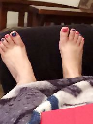 Wife, Toes, Cute, Amateur wife, Wife amateur, Paint