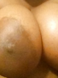 Nipples, Areola, Ebony bbw, Big nipples, Black