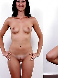 Clothes, Nude, Czech, Milfs, Clothed