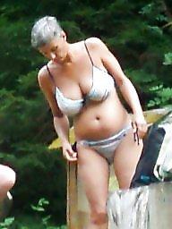 Mature bikini, Bikini, Busty, Busty mature, Bikini mature, Bikinis