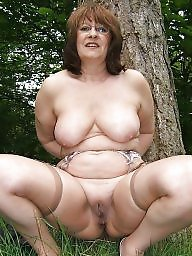 Outdoor, Mature outdoor, Matures, Public voyeur, Public mature, Outdoor mature