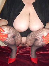 Fishnet, Bbw sexy