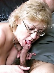 Granny, Granny blowjob, Blowjob, Grannies, Granny boobs, Mature boobs