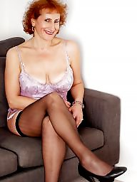 Granny, Mature legs, Stockings, Granny stockings, Granny nylon, Nylons