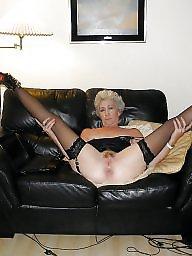 Nylon, Stockings pussy