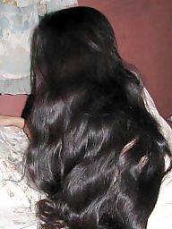 Hair, Asian amateur, Perfect, Amateur black