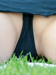 Upskirts, Oops