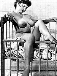 Magazine, Vintage boobs, Nipples