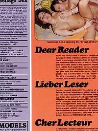 Magazine, Magazines, Teenage