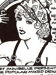 Cartoons, Vintage cartoons, Vintage amateurs, Comix