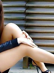 Pantyhose, Hot, Amateur pantyhose
