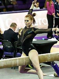 Toes, Camel, Gymnast