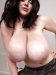 Bbw big tits, Amateur big tits