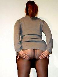 Pantyhose, High heels, Pantyhose upskirt, Upskirts, Upskirt, Panties