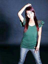 Asian, Beautiful teen