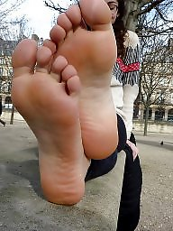Feet, French, Arabian