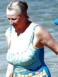 Granny boobs, Granny big boobs, Beach granny, Busty granny, Granny beach, Big granny