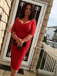 Red, Sexy milf