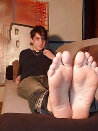 French, Arabian, Brunette, French amateur, Amateur feet