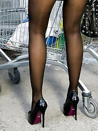 Sexy, Milf stockings