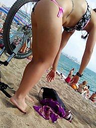 Beach, Beach ass, Ass beach, Voyeur beach, Beach voyeur