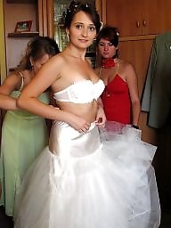 Bride, Wedding, Brides, Amateur stockings