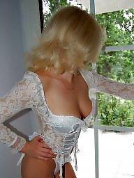 Blonde mature, Mature blonde, Blonde wife